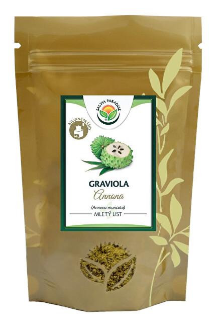 Zobrazit detail výrobku Salvia Paradise Graviola - Annona mletý list 250 g