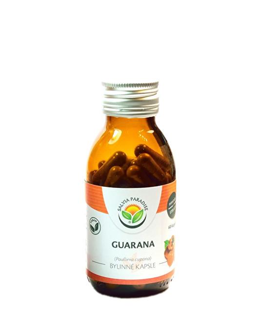 Salvia Paradise Guarana - Paullinia kapsule 120 ks