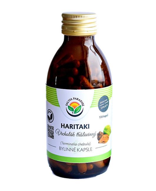 Zobrazit detail výrobku Salvia Paradise Haritaki - Vrcholák kapsle 120 ks