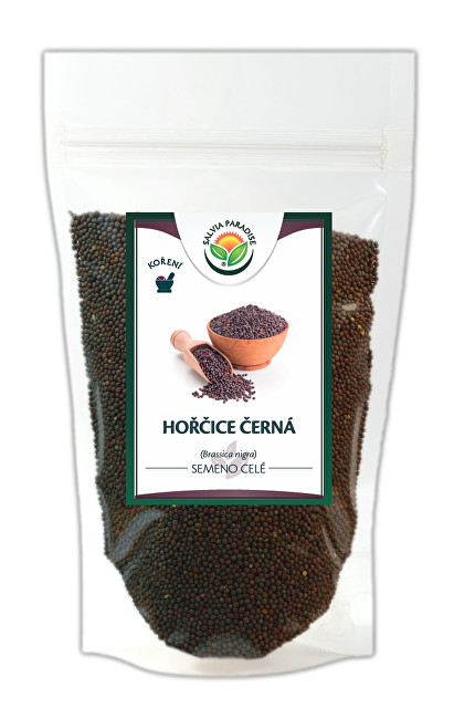Zobrazit detail výrobku Salvia Paradise Hořčice černá celá 100 g