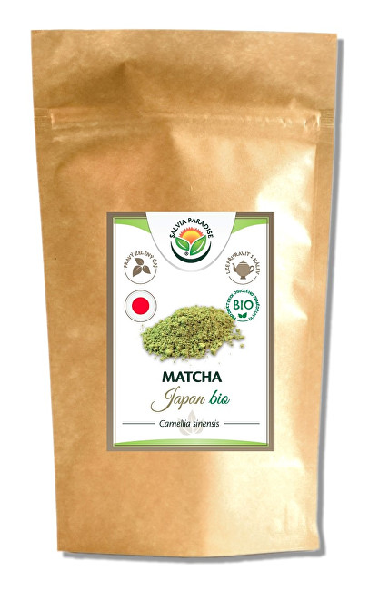 Zobrazit detail výrobku Salvia Paradise Japan Matcha BIO 100 g