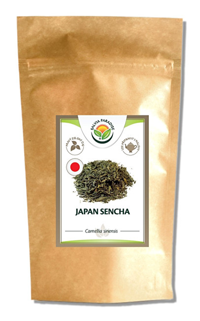 Zobrazit detail výrobku Salvia Paradise Japan Sencha 50 g