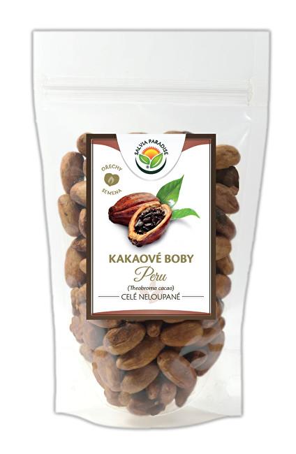 Zobrazit detail výrobku Salvia Paradise Kakaové boby celé Peru 250 g