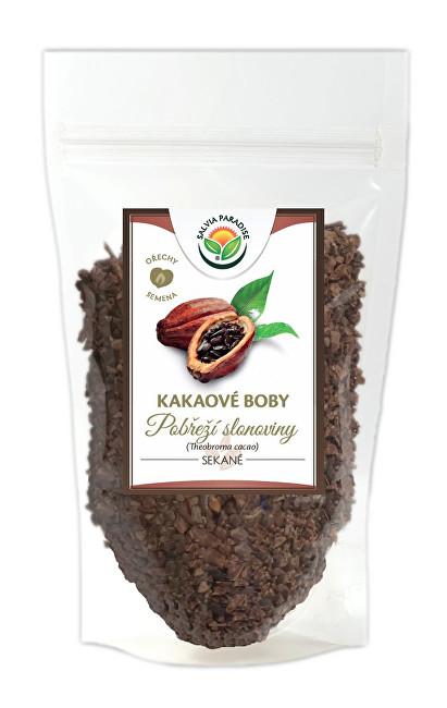 Zobrazit detail výrobku Salvia Paradise Kakaové boby sekané Pobřeží slonoviny 100 g
