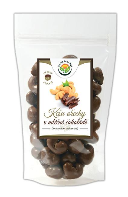 Zobrazit detail výrobku Salvia Paradise Kešu v mléčné čokoládě 150 g