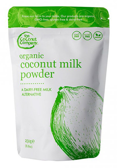 Zobrazit detail výrobku The Coconut Company Kokosové mléko v prášku BIO 250 g