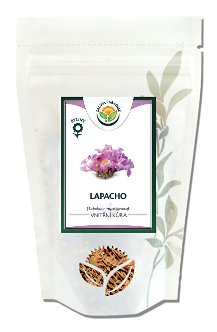Zobrazit detail výrobku Salvia Paradise Lapacho kůra 50 g