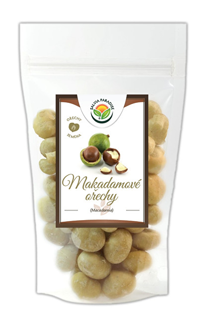 Zobrazit detail výrobku Salvia Paradise Makadamové ořechy 500 g