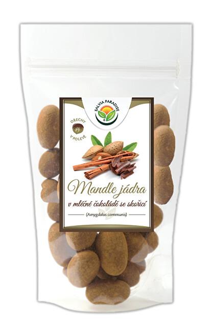 Zobrazit detail výrobku Salvia Paradise Mandle v mléčné čokoládě se skořicí 150 g