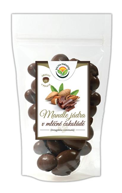 Zobrazit detail výrobku Salvia Paradise Mandle v mléčné čokoládě 150 g