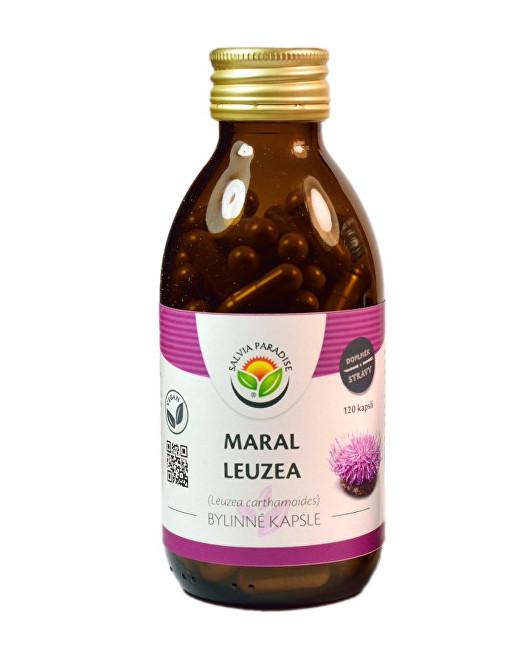 Salvia Paradise Maral - Leuzea kapsule 120 ks