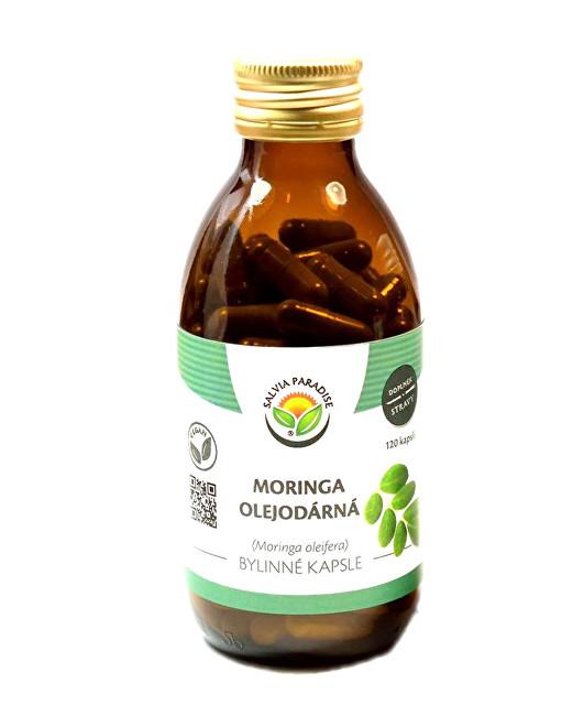 Salvia Paradise Moringou olejodárná kapsule 120 ks