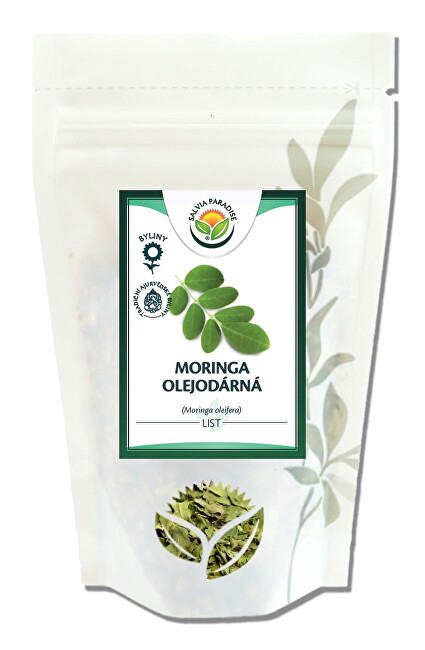 Zobrazit detail výrobku Salvia Paradise Moringa olejodárná list 40 g