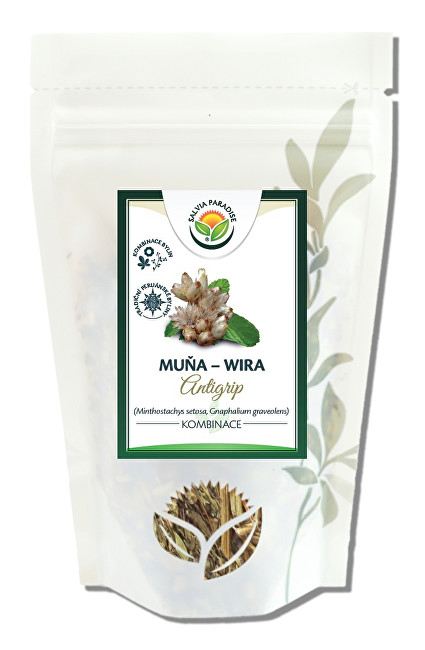 Zobrazit detail výrobku Salvia Paradise Muňa - Wira antigrip 70g