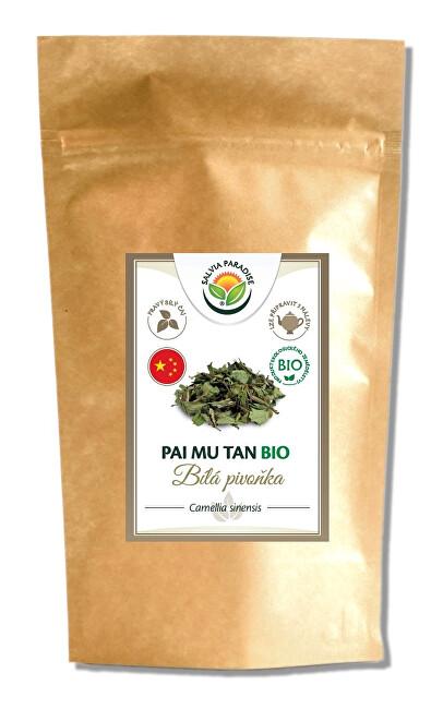 Zobrazit detail výrobku Salvia Paradise Pai Mu Tan - Bílá pivoňka BIO 70 g