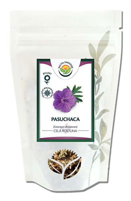 Zobrazit detail výrobku Salvia Paradise Pasuchaca - Kakost skvrnitý 50 g