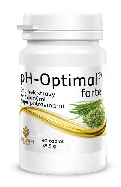 Zobrazit detail výrobku Goldim pH-Optimal Forte 90 tablet