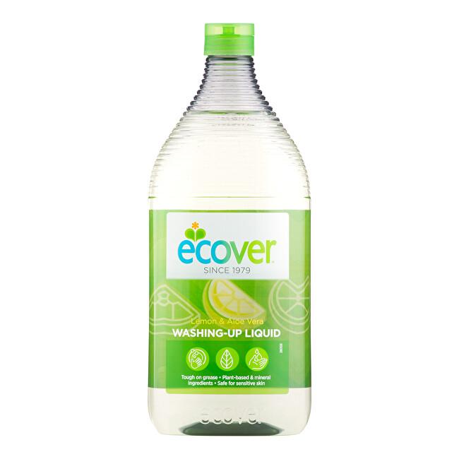 Zobrazit detail výrobku Ecover Prostředek na nádobí s aloe a citrónem 950 ml