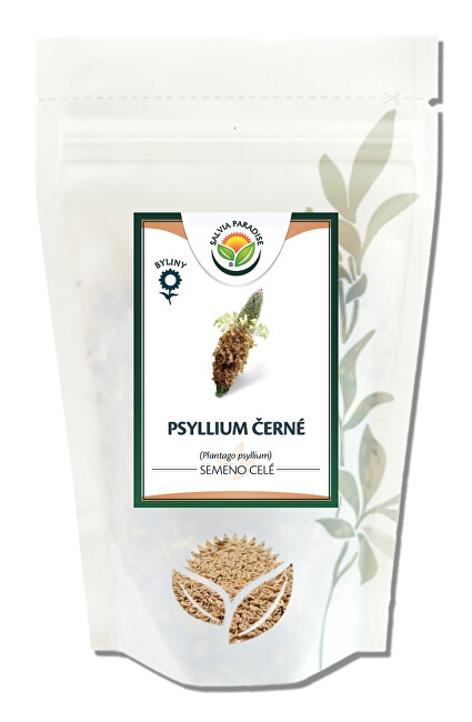 Zobrazit detail výrobku Salvia Paradise Psyllium černé celé 400 g