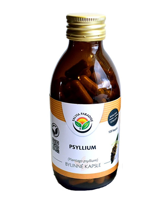 Salvia Paradise Psyllium kapsule 120 ks