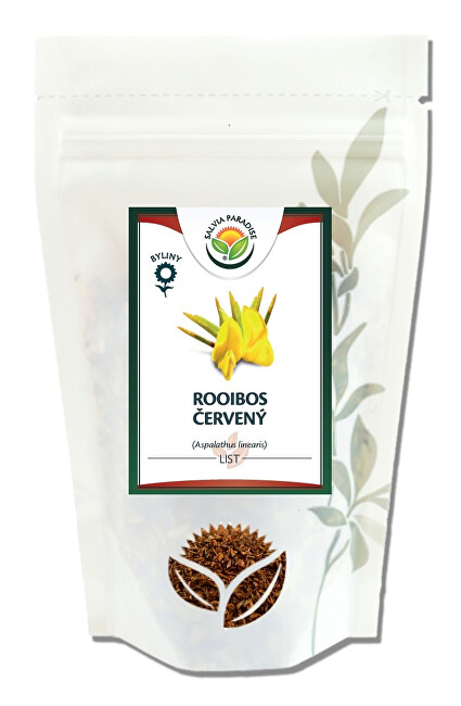 Zobrazit detail výrobku Salvia Paradise Rooibos červený 100 g