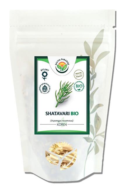 Zobrazit detail výrobku Salvia Paradise Šatavari - Chřest kořen celý BIO 150 g