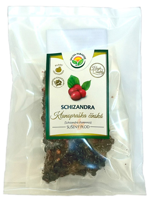 Zobrazit detail výrobku Salvia Paradise Schizandra - Klanopraška HQ plod 100g 1x 100g