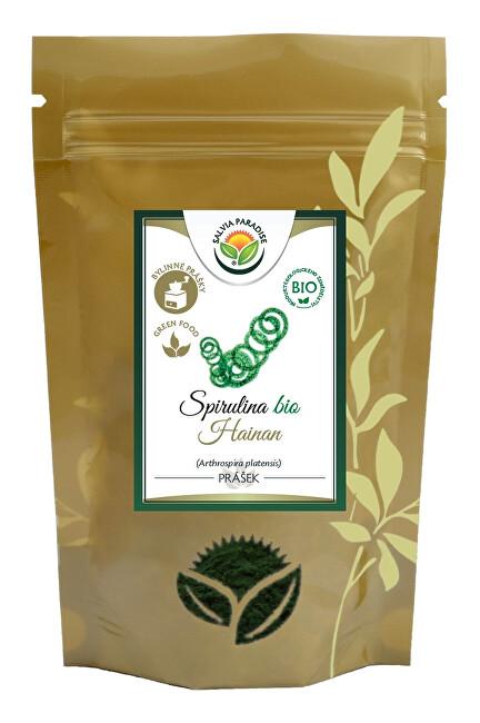 Zobrazit detail výrobku Salvia Paradise Spirulina 100% prášek BIO 100 g