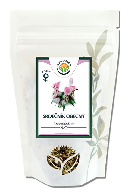 Zobrazit detail výrobku Salvia Paradise Srdečník nať 70 g