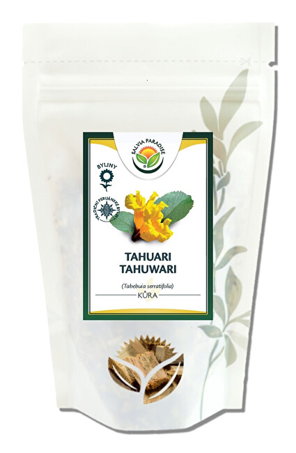 Zobrazit detail výrobku Salvia Paradise Tahuari - Tabebuya kůra 100 g