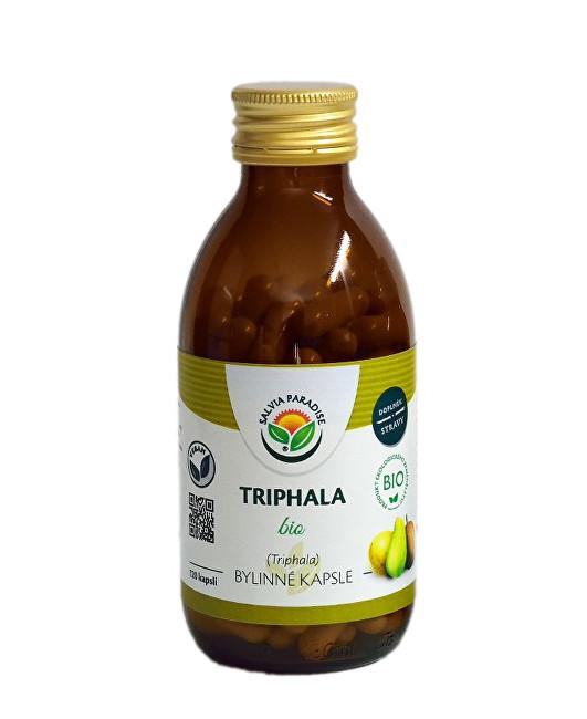 Zobrazit detail výrobku Salvia Paradise Triphala - směs 3 plodů kapsle 120 ks