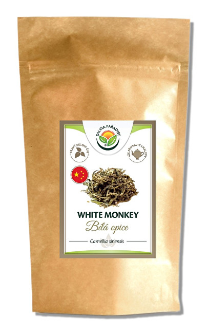 Zobrazit detail výrobku Salvia Paradise White Monkey - Bílá opice 25 g