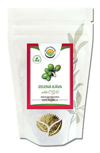 Zobrazit detail výrobku Salvia Paradise Zelená káva mletá CGA 1000 g
