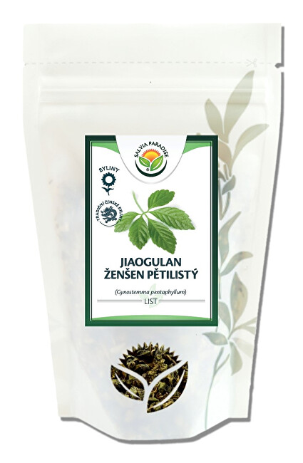Zobrazit detail výrobku Salvia Paradise Ženšen pětilistý HQ Čína list 1000 g