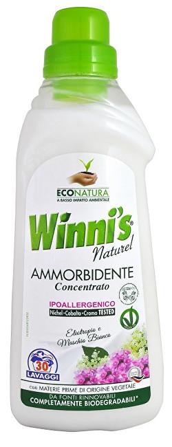 Zobrazit detail výrobku Winni´s Ammorbidente Eliotropio e Muschio Bianco aviváž s vůní heliotropu a bílého muškátu 750 ml