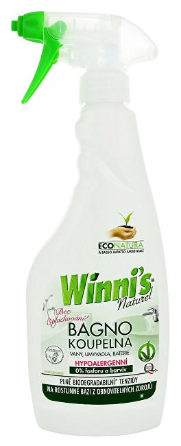Zobrazit detail výrobku Winni´s Bagno čisticí prostředek na koupelny 500 ml