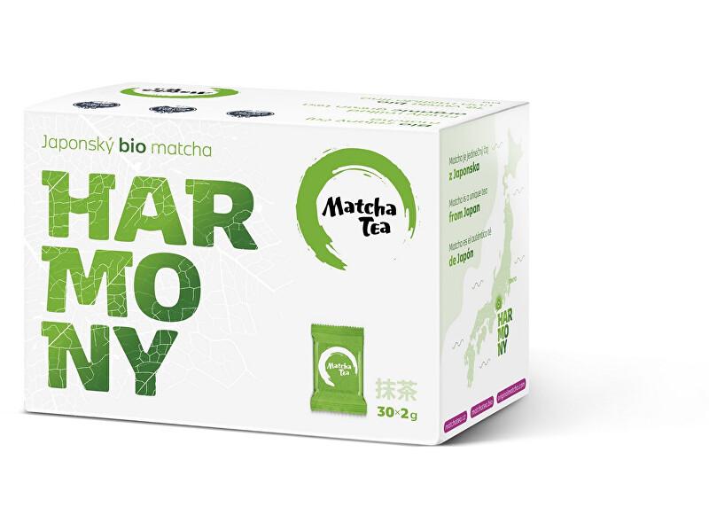 Zobrazit detail výrobku Čajová květina Matcha Tea Harmony zelený čaj 30 x 2 g