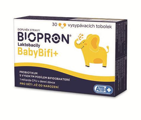 Walmark Biopron Laktobacily Baby BIFI + kapsúl 30