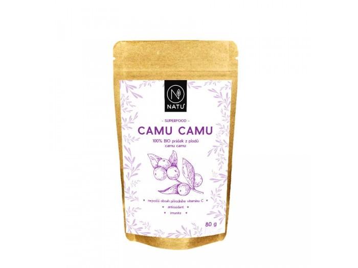 Camu Camu BIO prášek 80 g