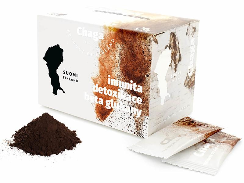Zobrazit detail výrobku DoktorBio Bio Chaga - Čaga 28 sáčků