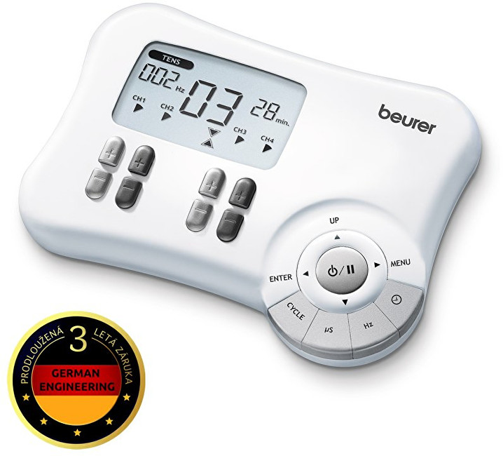 Zobrazit detail výrobku Beurer Elektrostimulátor EM 80