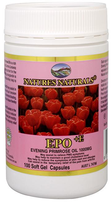 Zobrazit detail výrobku Australian Remedy Evening Primrose oil - Pupalkový olej 1000 mg 100 kapslí