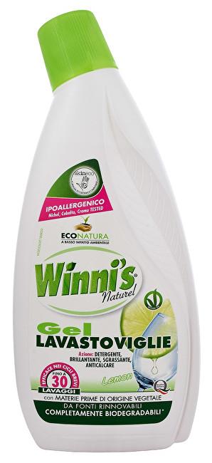 Zobrazit detail výrobku Winni´s Gel Lavastoviglie mycí gel do myčky na nádobí s vůní citrusů 750 ml