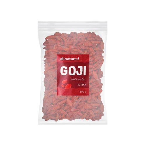 Zobrazit detail výrobku Allnature Goji Kustovnice čínská sušená 500 g
