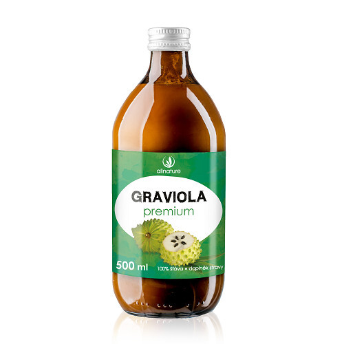 Zobrazit detail výrobku Allnature Graviola Premium 500 ml
