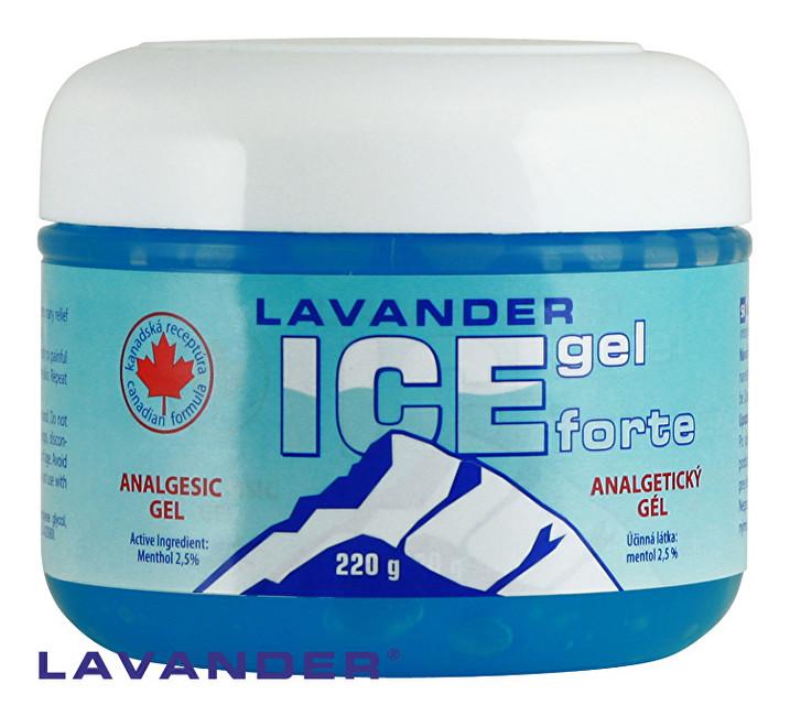 Zobrazit detail výrobku Lavander ICE gel Forte 220 g