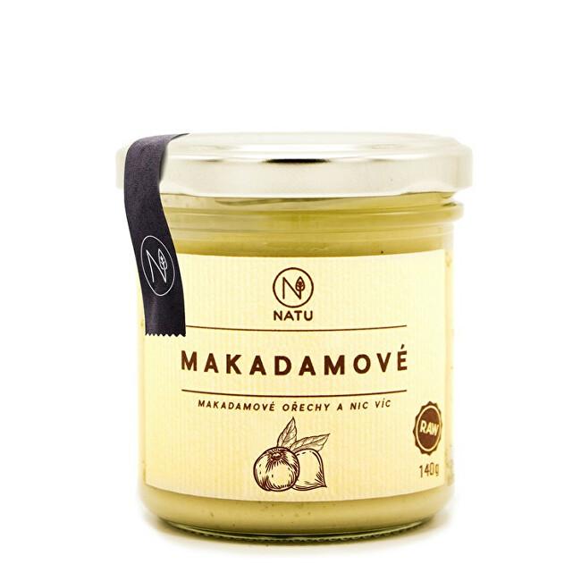 Zobrazit detail výrobku Natu Makadamové máslo 140 g