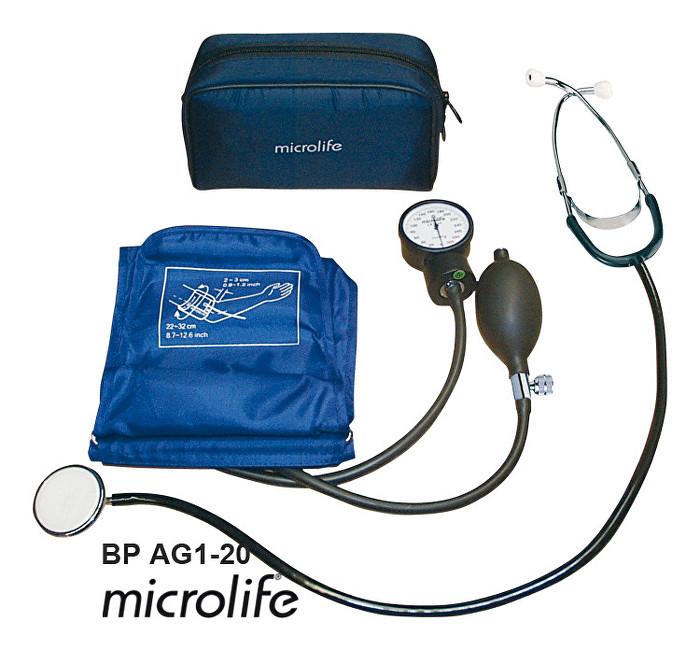 Zobrazit detail výrobku Microlife Manometrický tlakoměr BP AG1-20