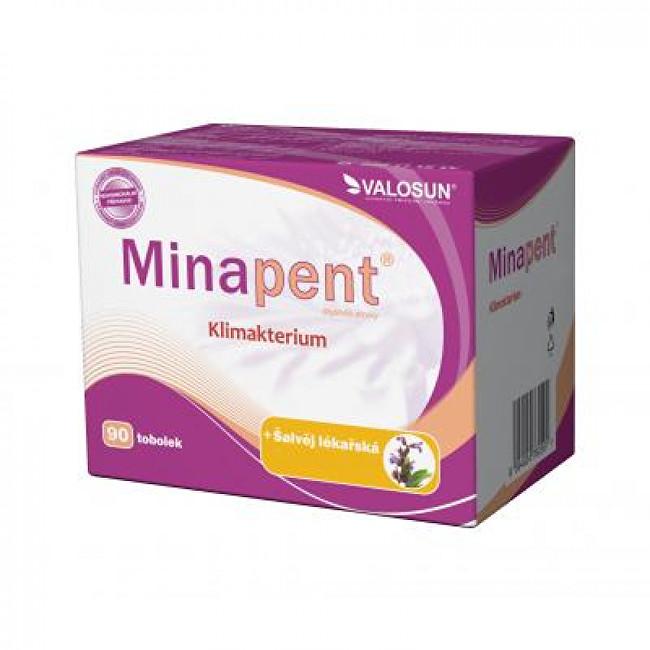 Minapent se šalvějí 90 tob.