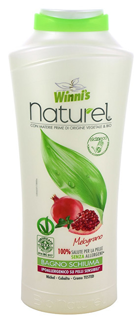 Zobrazit detail výrobku Winni´s Naturel Bagno Schiuma Melograno pěna do koupele 500 ml